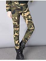 Femme Pantalon/Surpantalon Camping / Randonnée Respirable Printemps Eté Automne Hiver Camouflage-SPAKCT®