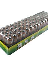 Baoma aaa zinek článkovou baterií suché 1.5V 60 pack