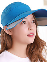 Women 's Summer Ride Mountain Climbing Anti-UV Outdoor Travel Shade Adjustable Bow Sun Visor Cap