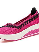 Women's Sneakers Summer Comfort Light Soles Tulle Outdoor Casual Low Heel