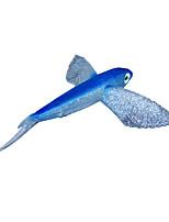 1 штук Мягкие приманки Синий 125 г Унция мм дюймовый,Пластик Обычная рыбалка