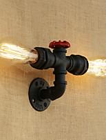 AC 110-130 AC 220-240 80 E26/E27 Деревня Ретро Живопись Особенность for Мини Лампа входит в комплект,Рассеянный Настенные светильники