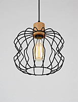 Pendant Light ,  Modern/Contemporary Traditional/Classic Rustic/Lodge Vintage Country Painting Feature for LED MetalLiving Room Bedroom