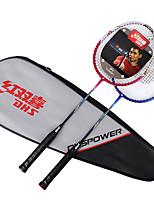 Raquettes de Badminton Durable Une Paire pourDHS®