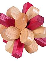 Jigsaw Puzzles Luban Lock Building Blocks DIY Toys Square 1 Novelty & Gag Toys