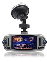 Доль объектив 2.7''display ЖК Автомобильный видеорегистратор черный ящик автомобиля камера ночного видения 1920x1080p Full HD высокой