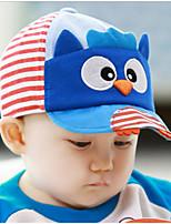 Kid's Cute Cotton Chicken Peaked Boys/Girls  Cap Hats 3-8 Months