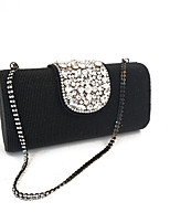 Women Stylish Black Event/Party Clutches Evening Bags