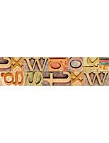Forme Stickers muraux Autocollants avion Autocollants muraux décoratifs,Vinyle Matériel Décoration d'intérieur Calque Mural