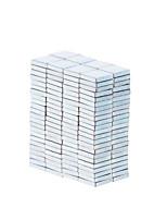 5.4*5.4*1.1mm Square Neodymium NdFeB Magnet (1000PCS) Silver