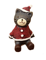 Action & Toy Figures Model & Building Toy Cat Resin