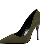 Heels Spring Summer Fall Comfort Leatherette Office & Career Dress Stiletto Heel
