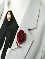 Women's Brooches Fashion Alloy Jewelry For Wedding Party Special Occasion Halloween Daily Casual