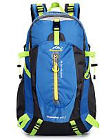 40 L Походные рюкзаки Отдыхитуризм Восхождение Дожденепроницаемый Защита от пыли Многофункциональный Другое