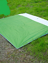 Résistant à l'humidité Tapis de camping Vert Bleu Randonnée Camping Voyage