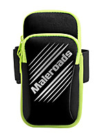 5.5 inch L Shoulder Bag Pack Pockets Daypack Cell Phone Bag Others Camping & Hiking Climbing Fitness Racing Jogging Yoga Traveling Running