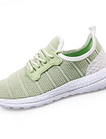 Women's Sneakers Spring Summer Comfort PU Outdoor Athletic Casual Flat Heel Gore Running