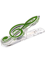 Piano Music Clip  Clip Book Spectrum File Opern Clamp Note Clip For Clamping