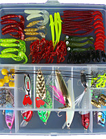 1 pcs Soft Bait Random Colors 5 g Ounce mm inch,Plastic General Fishing