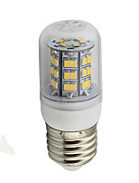 4W E26 Led Corn Lamp Bulb 110V 220V for Chandelier Lighting Boat Home 48 SMD 2835 AC85-265V 380Lm Warm/Cold White (1 Piece)