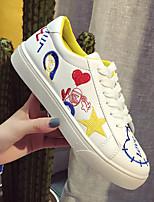 primavera scarpe sportive 2017 nuovi Harajuku coreano femminile ulzzang scarpe graffiti scarpe casual donne