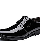 Men's Oxfords Spring Summer Formal Shoes Bullock shoes Cowhide Wedding Office & Career Party & Evening Casual Flat Heel Gore