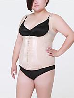 Ms big yards fertilizer shape body garment corsets lingerie chun xia breathable chest (3XL -5XL)