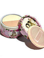 1Pcs Shanghai Peony Classic Loose Powder Container Brand Face Powder Concealer Foundation Oil Control Pressed Powder Makeup Forever
