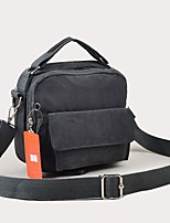 Women Nylon Casual Shoulder Bag