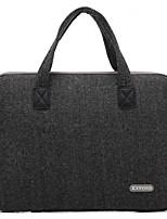 водонепроницаемая ткань ноутбук сумка амортизирующего бизнеса сумка чехол для 14 «» ноутбук Dell Samsung HP сони LENOVO