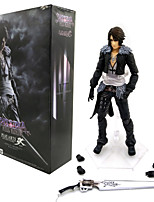 Anime Action Figures Inspired by Final Fantasy Squall PVC 28 CM Model Toys Doll Toy