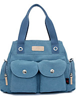 Women Canvas Formal Casual Event/Party Wedding Office & Career Tote Handbag More Colors