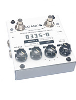 JOYO D-SEED Dual Channel Digital Delay Effect Pedal True Bypass