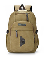 Unisex Canvas Formal Sports Casual Outdoor Office & Career Shopping Camping & Hiking Climbing Backpack All Seasons