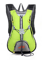 Backpack Hiking & Backpacking Pack Cycling Backpack Multifunctional Green Red Blue Purple Others
