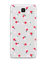 Для Прозрачный С узором Кейс для Задняя крышка Кейс для Мультяшная тематика Мягкий TPU для XiaomiXiaomi Mi 5 Xiaomi Mi 4 Xiaomi Mi 5s