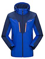 Homme Veste Hauts/Tops Camping / Randonnée Chasse Hors piste Etanche Respirable Pare-vent Résistant à la poussière Printemps Eté Automne
