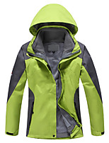 Women's Tops Camping / Hiking Hunting Climbing Backcountry Breathable Thermal / Warm Windproof Spring Fall/AutumnYellow Red Dark Gray