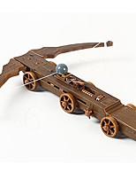 Da Vinci Manuscript Engraved Engraving Model (Giant Crossbow)