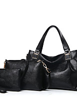 Women PU Formal Casual Event/Party Outdoor Office & Career Bag Sets