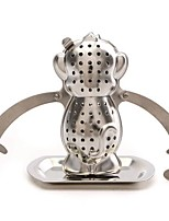 Monkey Stainless Steel Tea Infuser