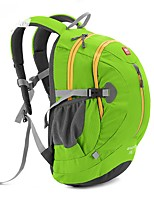 30 L Backpack Hiking & Backpacking Pack Multifunctional Green Black Blue Others