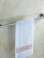 Towel Racks & Holders Modern Rectangle Brass