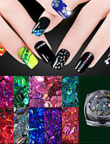 1PCS Manucure Dé oration strass Perles Maquillage cosmétique Nail Art Design