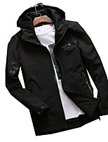 Men's Jacket Camping / Hiking Breathable Windproof Spring