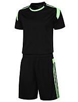 Football Running Men Breathable Easy Dressing Sweat-wicking Sports Terylene