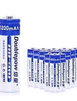 AA Nickel Cadmium Rechargeable Battery 1.2V 1200mAh 20 Pack