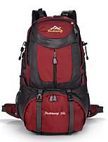 50 L Randonnée pack sac à dos Camping & Randonnée Escalade Multifonctionnel Autres