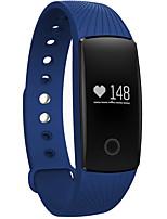 bluetooth reloj inteligente con monitor de ritmo cardíaco podómetro función de cámara remota pulsera resistente al agua