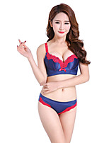 Bras & Panties Sets,Lace Bras Polyester